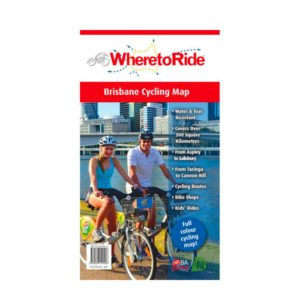 books-where-to-ride-brisbane-cycling-map
